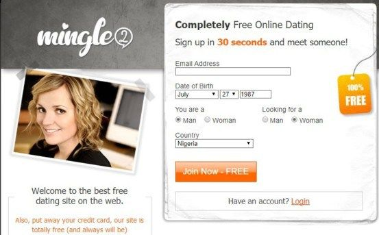 Mingle2login