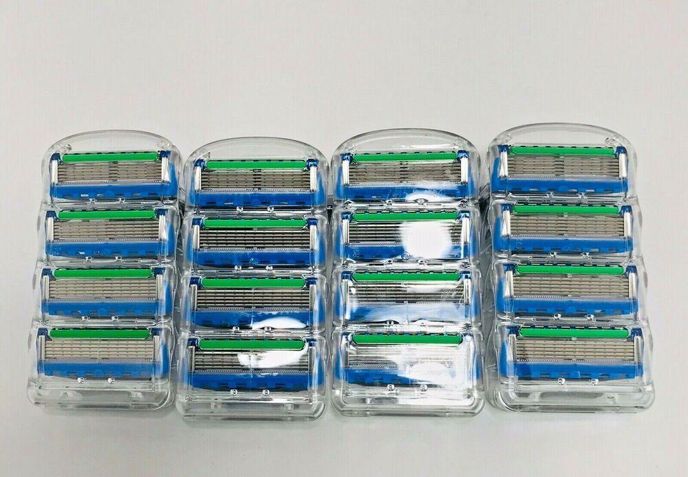 Gillette Fusion 5 Proglide Blade Shaving Razor Cartridges Refill 16 Pack New Gillette In 2020 Gillette Fusion Cartridge Refilling Shaving Razor