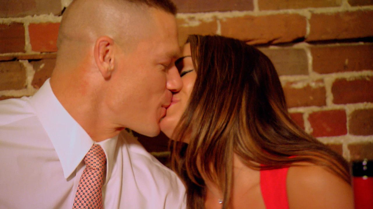 Nikki Bella Admits She'll Only Do A Sex Scene With John Cena?see