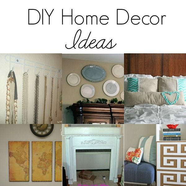 diy home interior design ideas