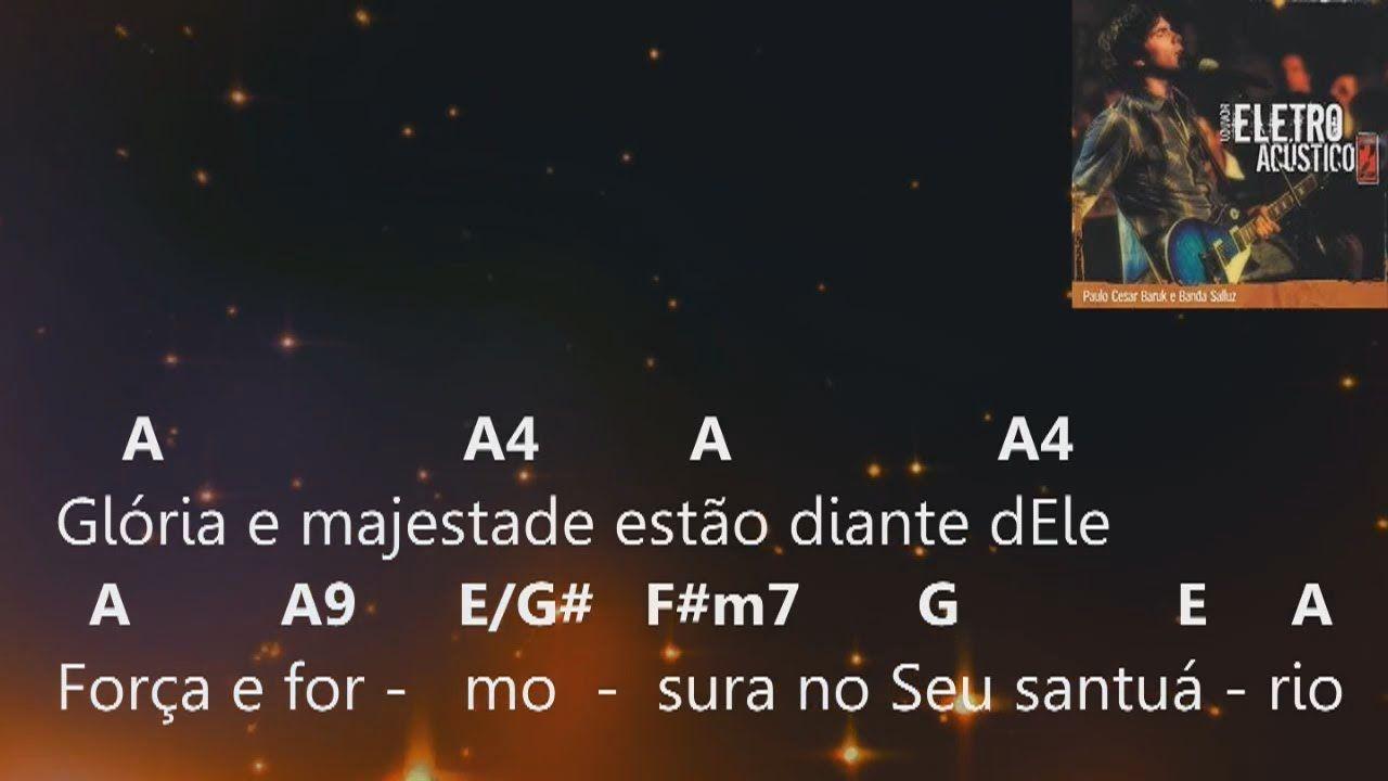 """""""Cantai ao Senhor"""" - Paulo César Baruk [Letra & Cifra]"""