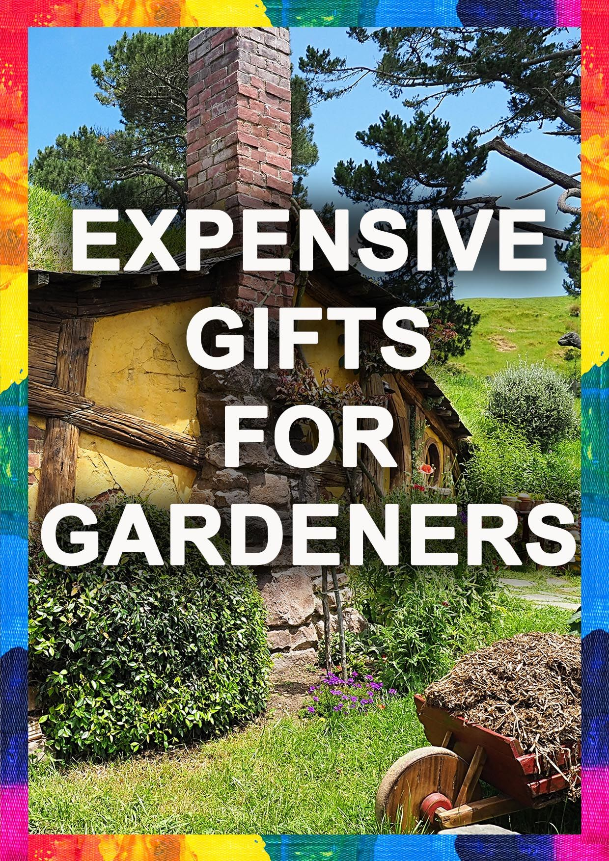 Not Every Gardener Needs Expensive Things To Enjoy Their Favourite