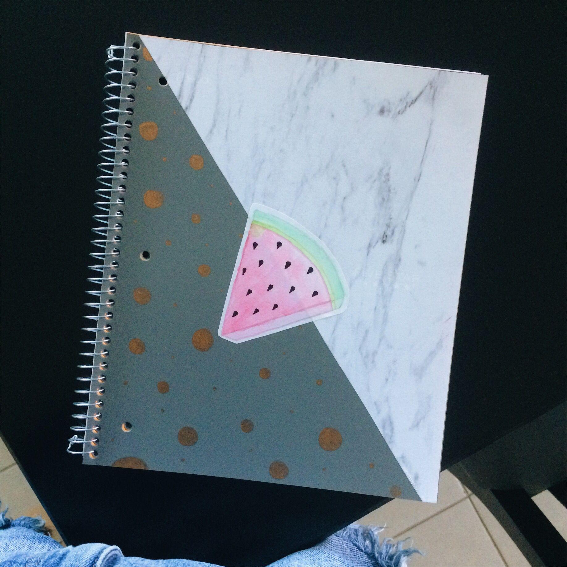 DIY Tumblr notebook 🏼 | Bts-DIY | Pinterest