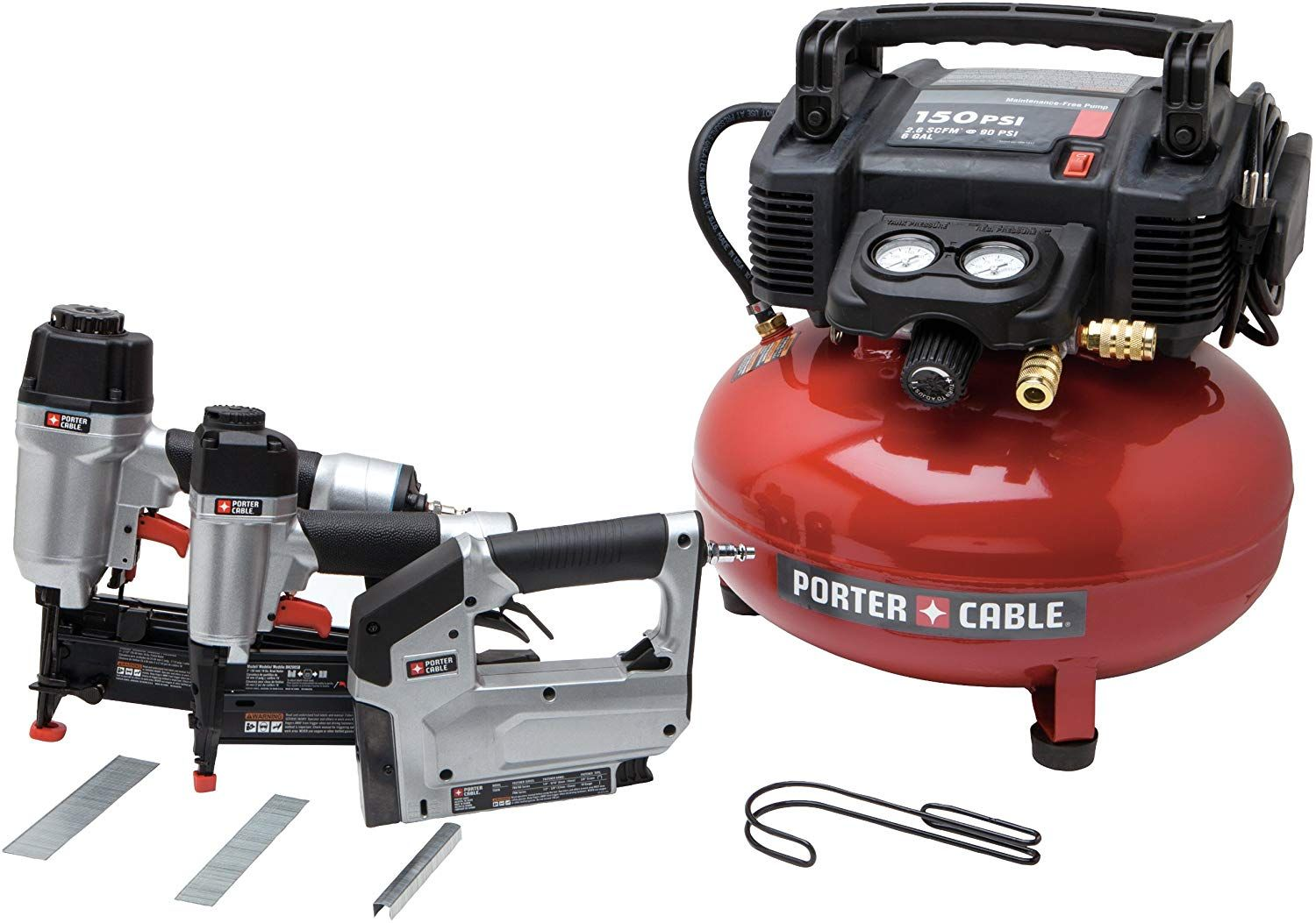 PORTERCABLE PCFP12234 3Tool Combo Kit in 2020 Combo