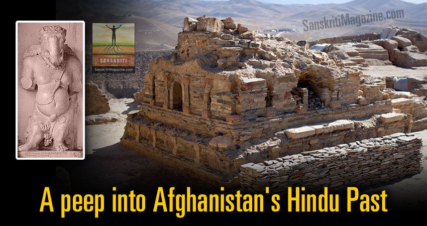 Afghanistan has traditionally been a Hindu Kingdom. The year 980 C.E. marks the beginning of the Muslim invasion into India proper when Sabuktagin attacked