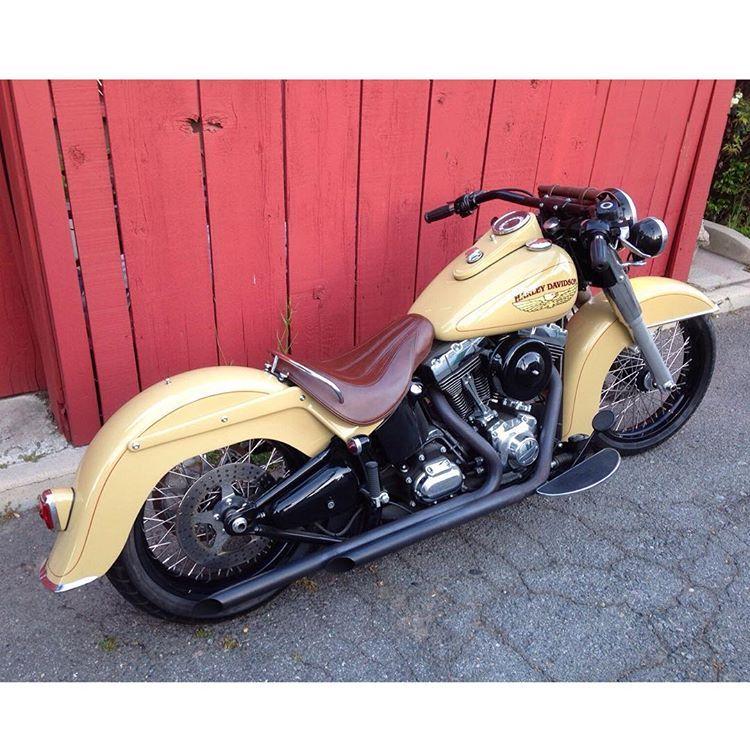 Derek Hawkins Harley-Davidson Motor