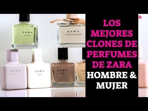 081aa1adff CLONES DE PERFUMES ZARA 2019 MUJER & HOMBRE | IMITACIONES, EQUIVALENCIAS -  YouTube #perfumezara
