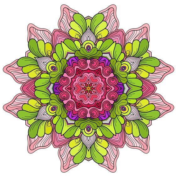 Best Mandala Painting App of 2020   Mandala coloring pages ...