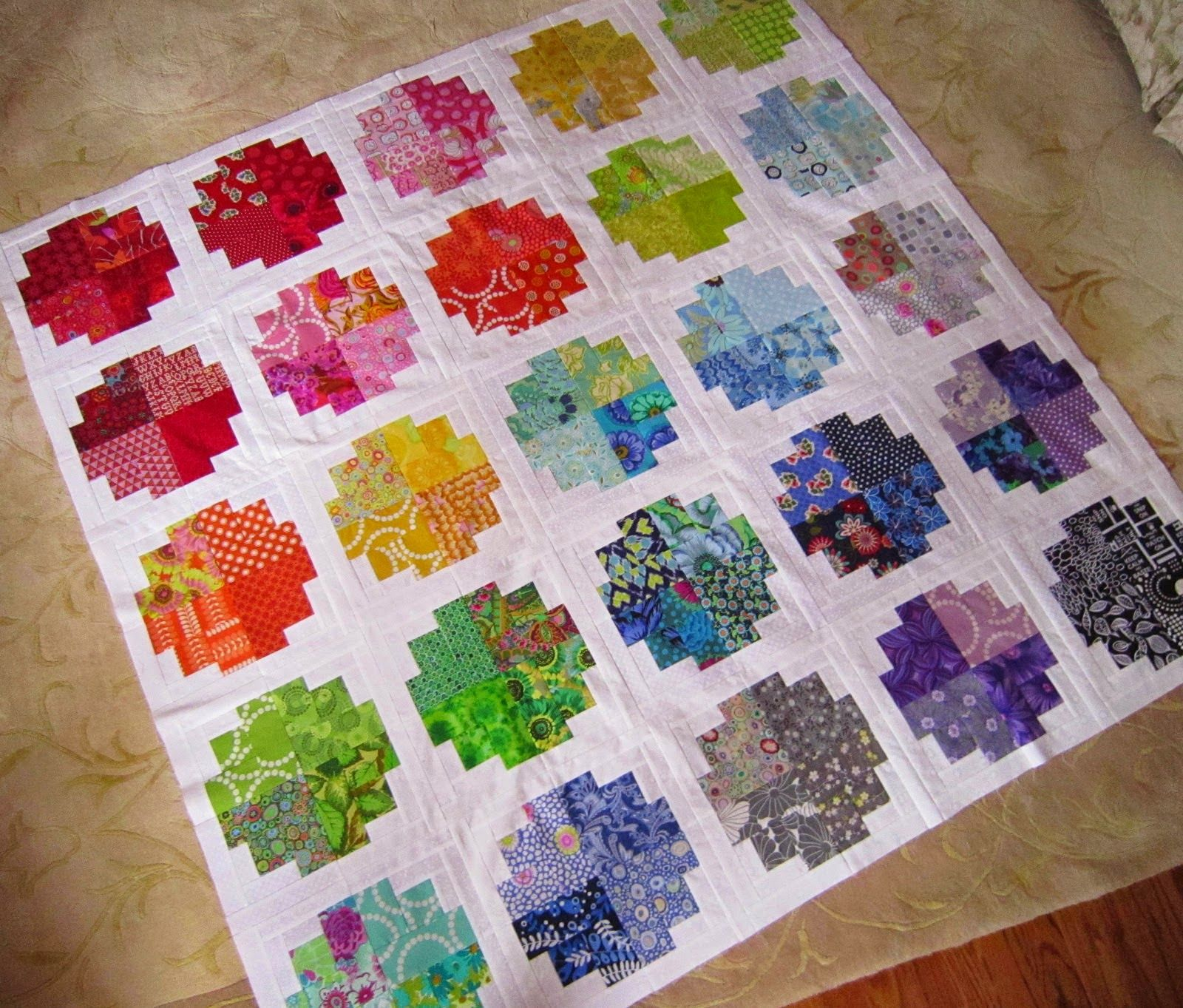 Tanya Quilts in CO: Snow Day = Sew Day