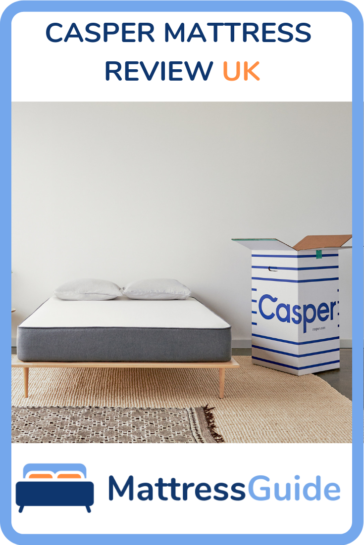 Welcome to our in-depth Casper mattress review  The Casper