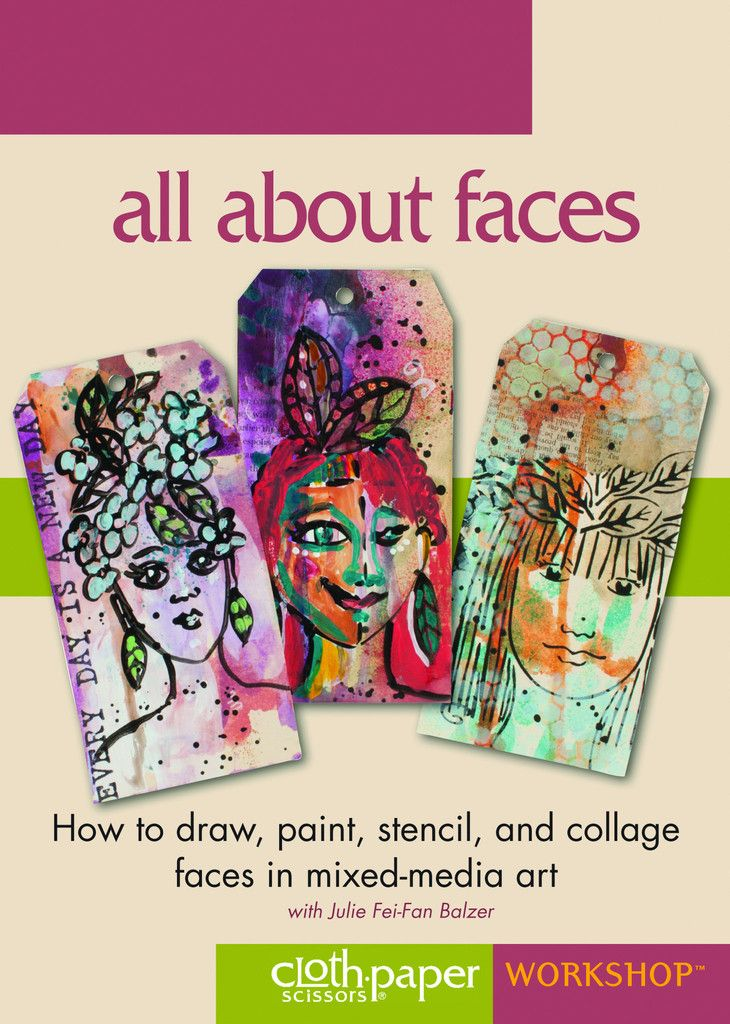 All About Faces with Julie Fei-Fan Balzer