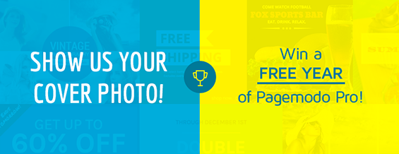 Want to win a FREE year of Pagemodo Pro? Find out more here: https://www.facebook.com/pagemodo/app_474477662635277