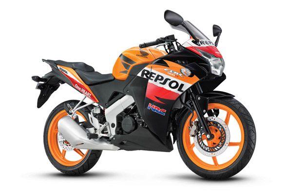 Honda Cbr 150r Repsol Edition Honda Cbr Motorcycle