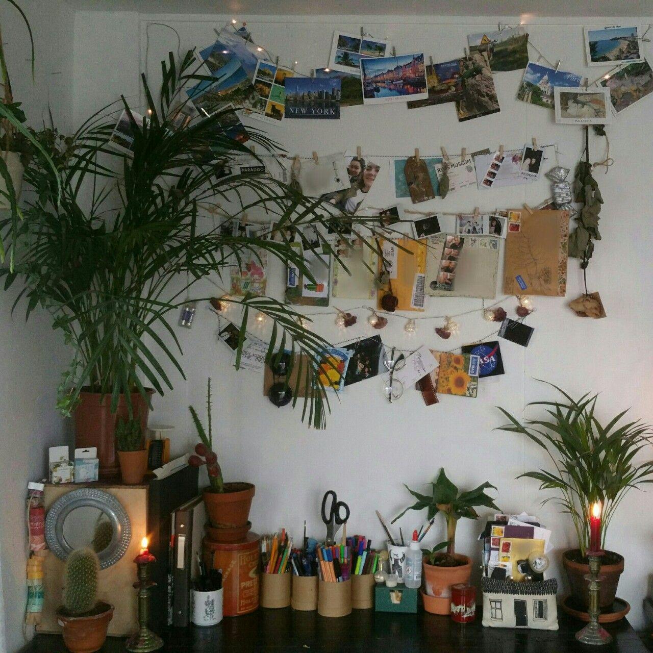 Aisha an 8 yr old 10 cute stuff art stuff ig for Room decor ideas grunge