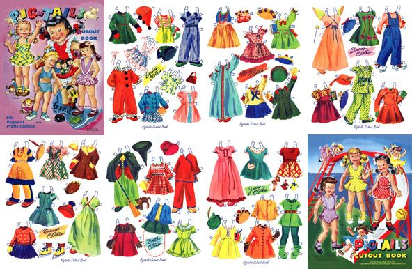 graphic relating to Printable Paper Doll Cutouts identified as Pix For \u003e Printable Paper Doll Cutouts Paper DOLLS Paper