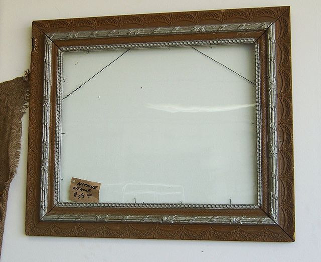 This frame dates from the late 1800\'s, in very good condition with ...