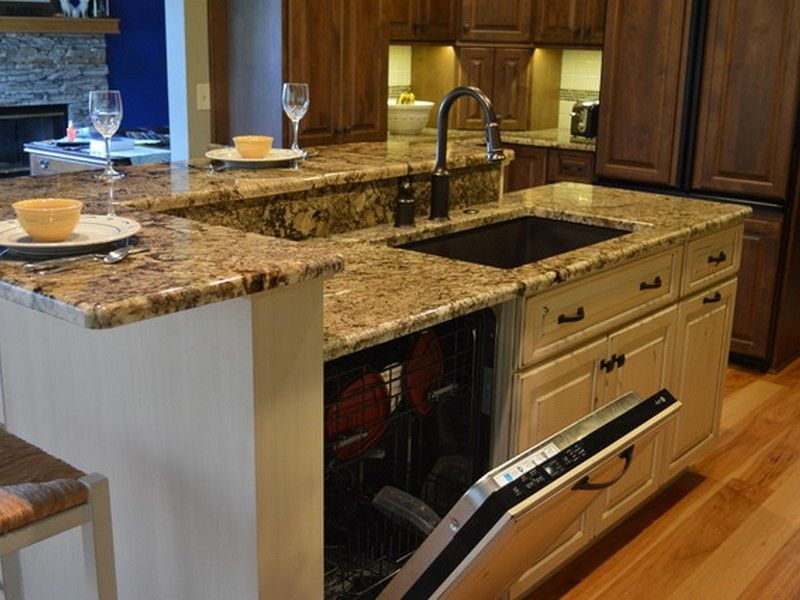 kitchen island sink dishwasher kitchen island with sink and dishwasher search 5152