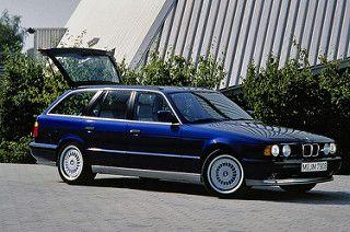 BMW M5 Touring (E34) | by Auto Clasico