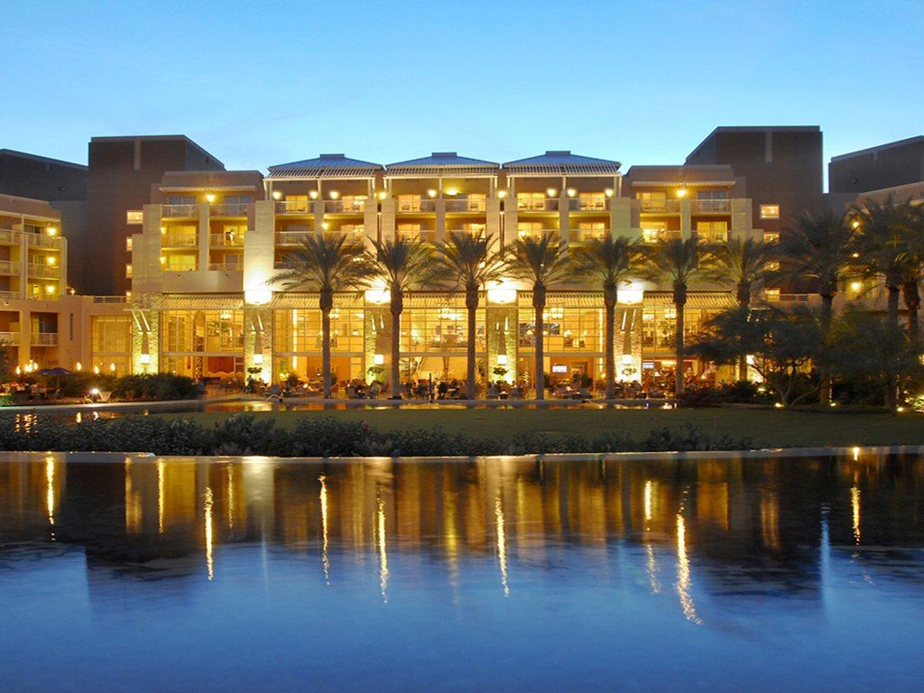 marriott desert ridge resort & spa, phoenix, arizona. beautiful