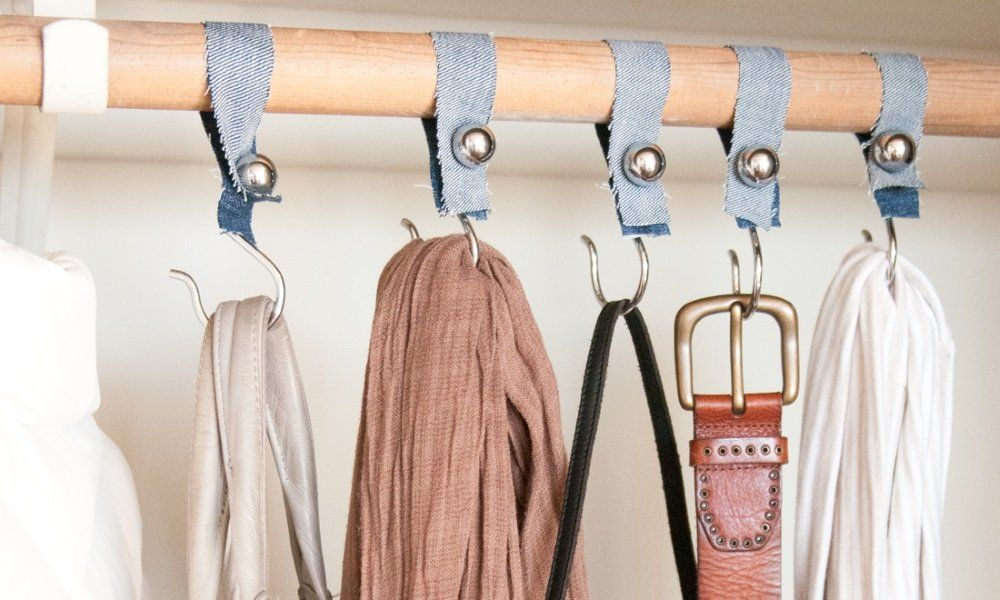 20 astuces pour ranger son dressing | Organizations and Studio