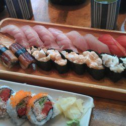 Great sushi nearish to N. Vancouver