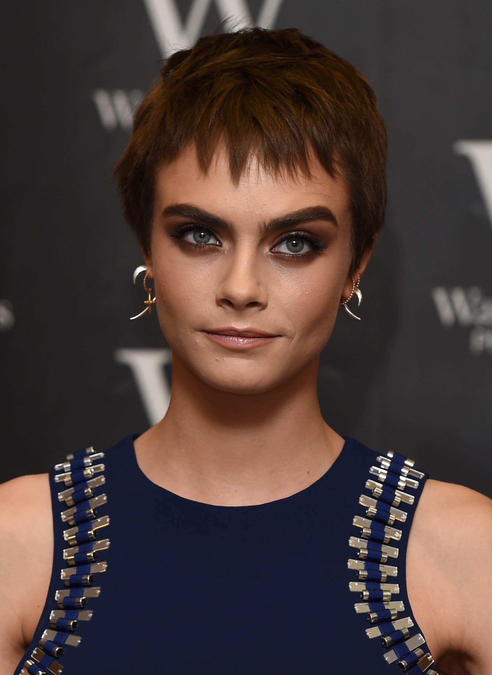Cara Delevingne: The New Audrey Hepburn Umm picture