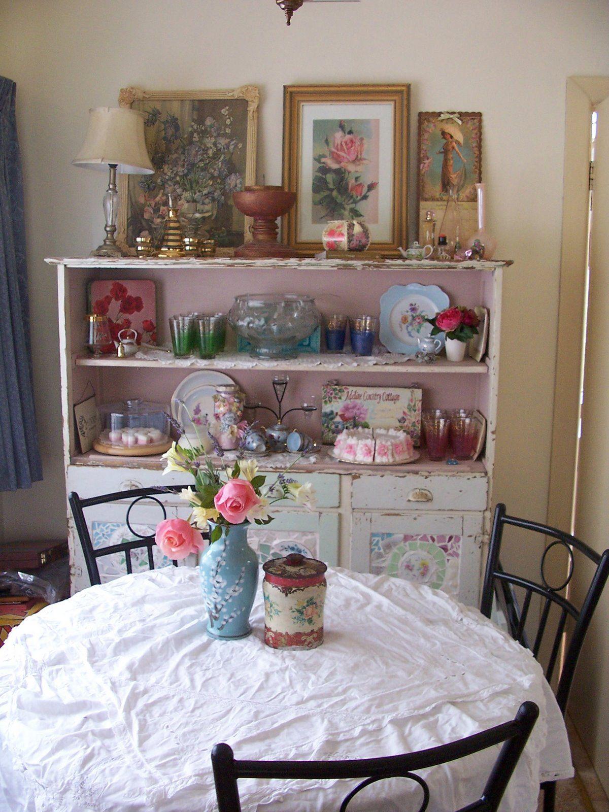 Adeline Country Cottage | SHABBY CHIC | Pinterest | Comedor shabby ...