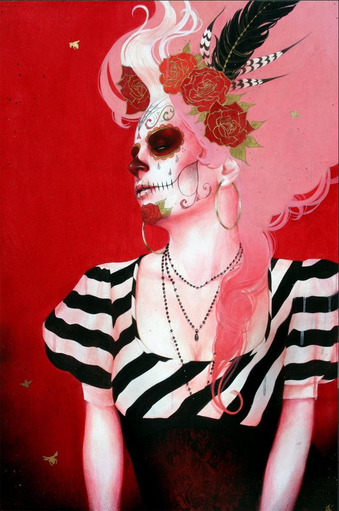Señora de las sombras - by Sylvia Ji