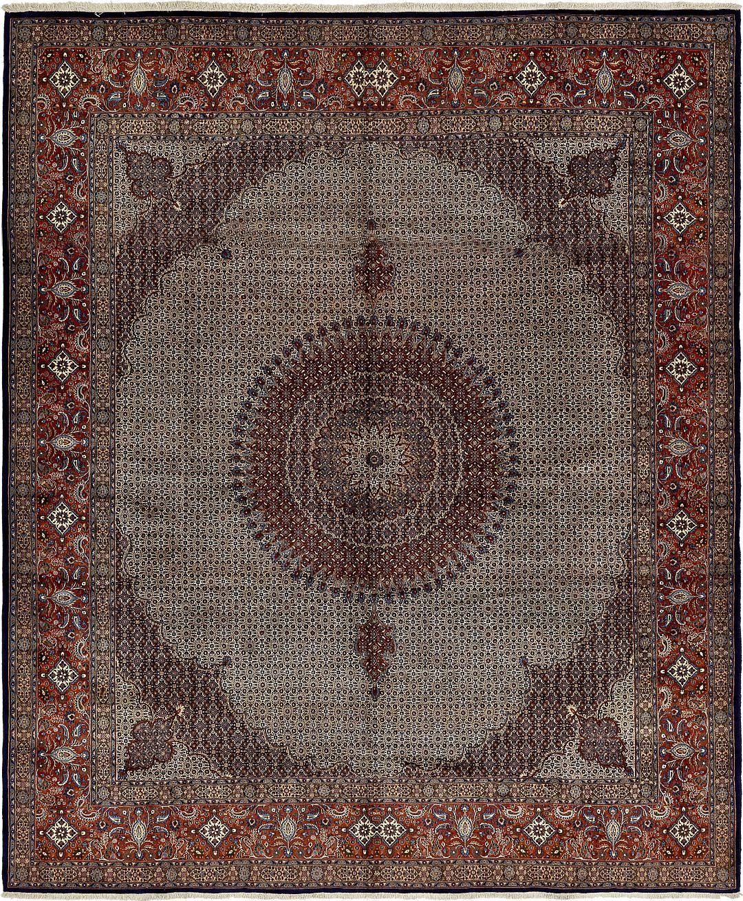 Beige 13 2 X 15 8 Mood Persian Rug Persian Rugs Esalerugs Rugs Persian Rug Persian