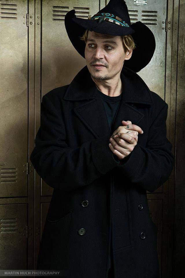 Johnny Depp 2014