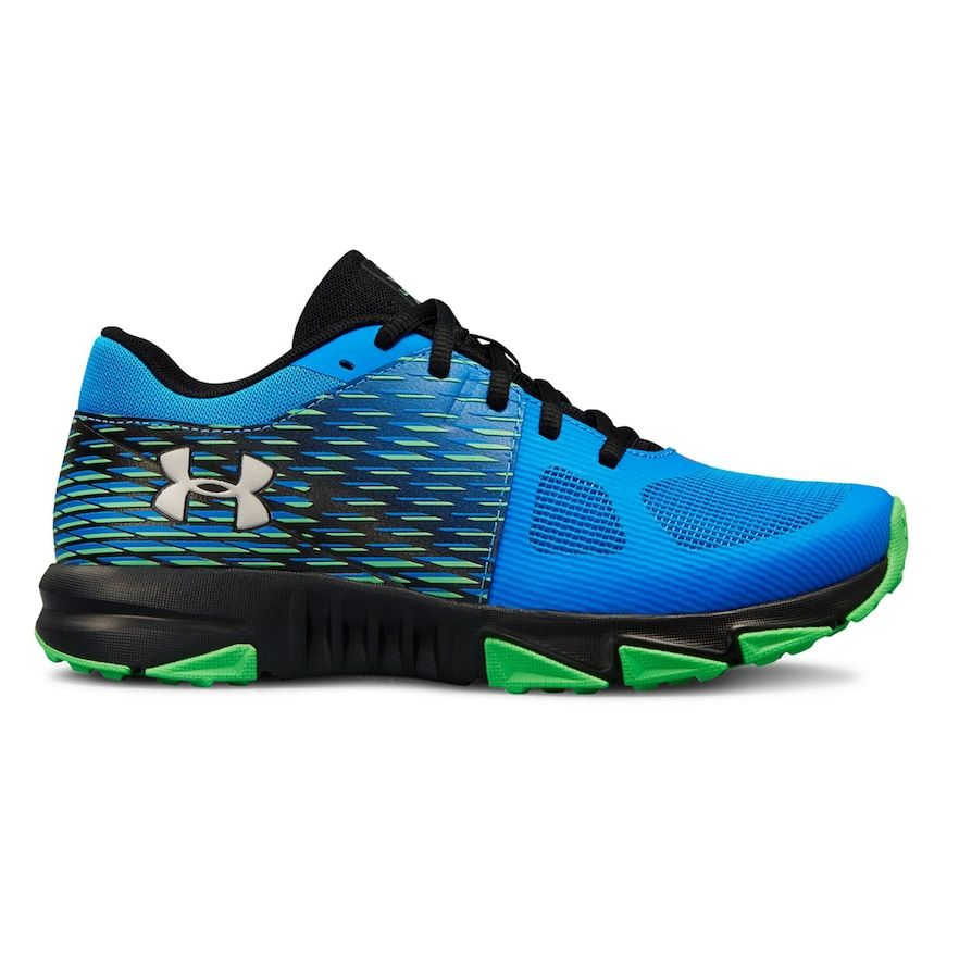 3ac8d1dd6c8223 Under Armour X Level Prospect Grade School Boys  Sneakers