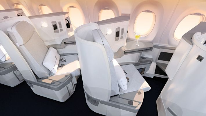 Thedesignair S Top 10 Business Classes 2015 Business Class Seats Business Class Business Class Flight
