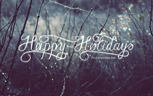Happy Holidays Wallpaper from Holiday wallpaper