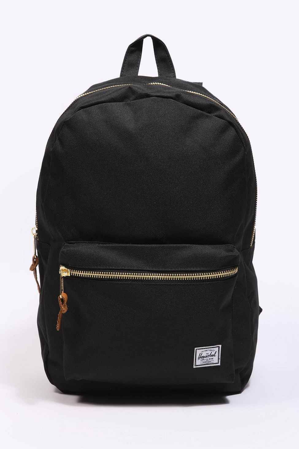 Herschel Settlement Backpack in Black Urban Outfitters Herr 58a84cf5b1143