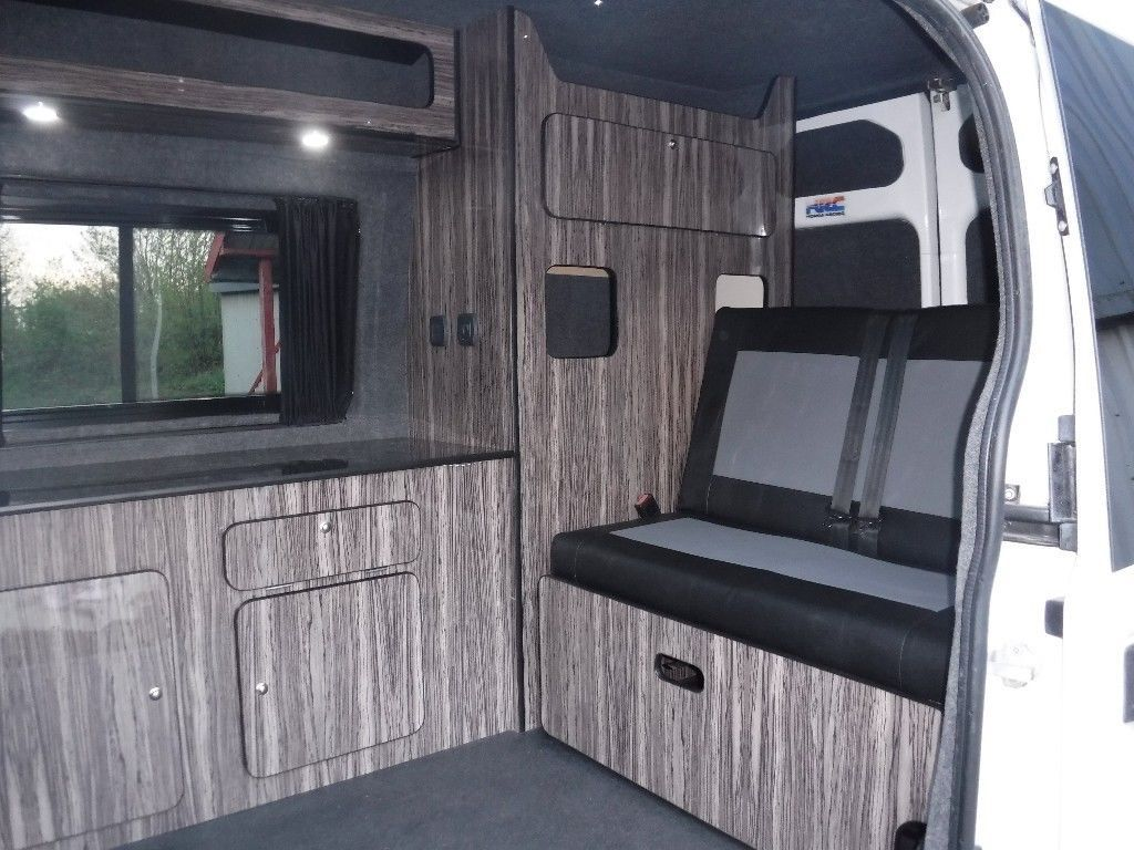 Ford Transit Connect Van Camper Conversion Google Search Ford