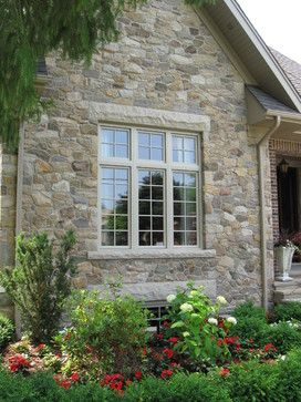 Stone Lintels Above Windows And Dutch Doors So Pretty Stone Houses Traditional Exterior House Front