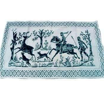 Arazzo: 165 La Caccia  Sardinia Textile Weaving Rugs Il ...