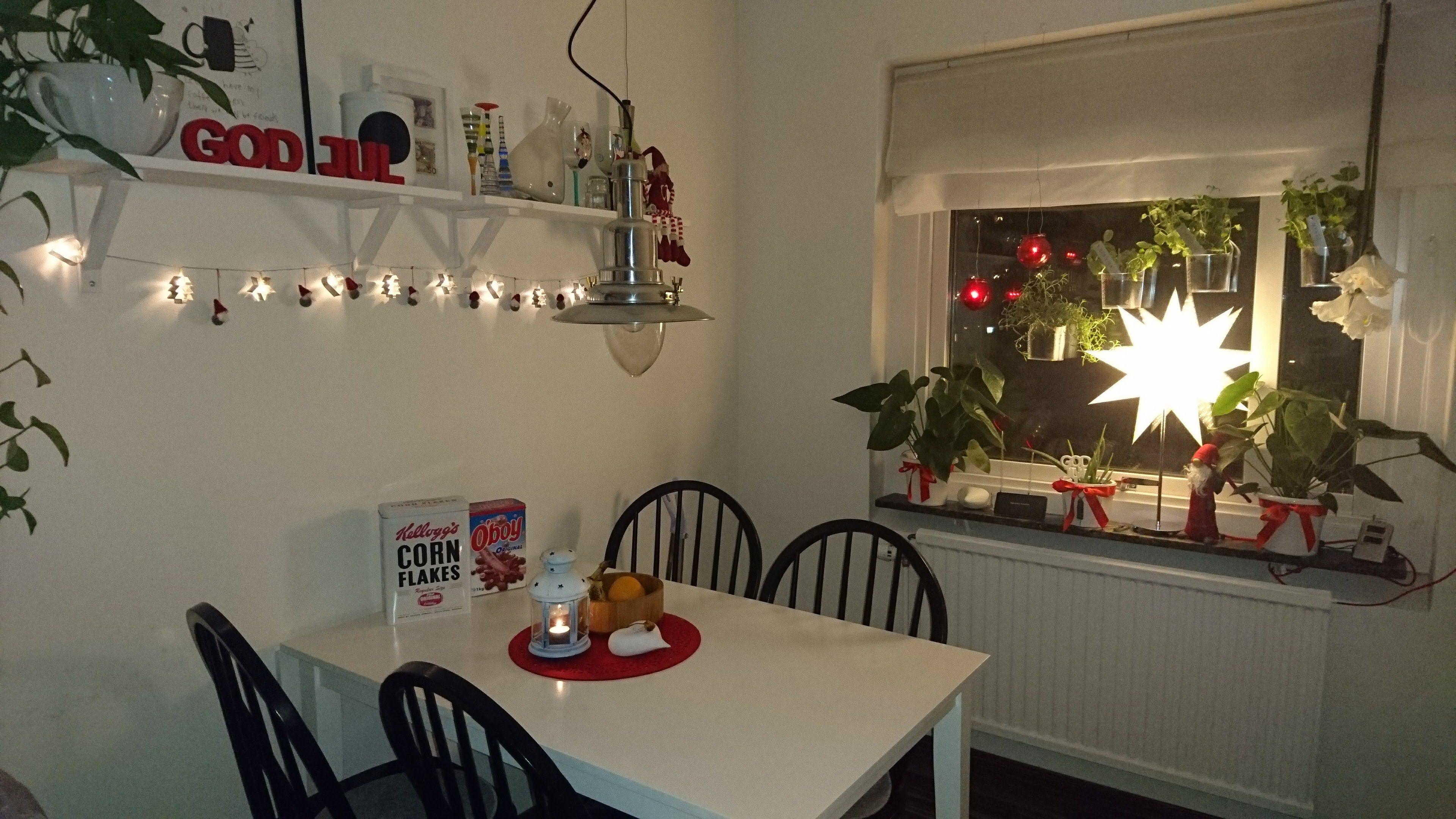 Julen 2016 Mys i mitt kök
