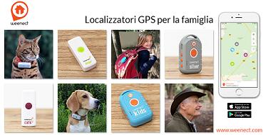 Diventa tester GPS per famiglia Weenect con The Insiders