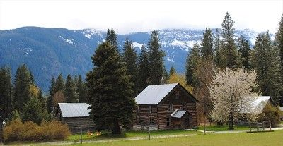 Lake Wenatchee Vacation Rental   VRBO 278107   4 BR North Central Cascades  Cabin In WA