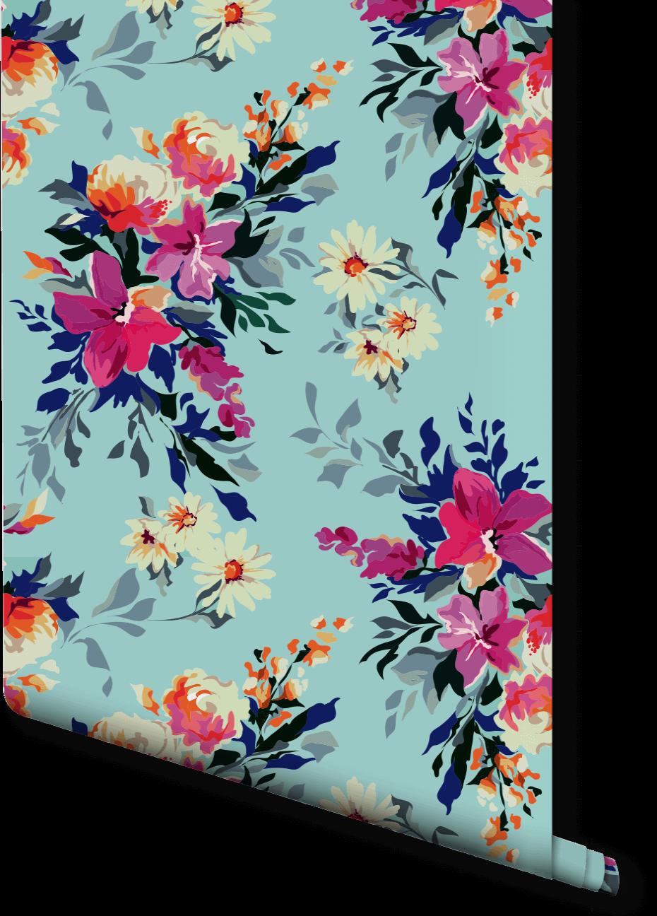 Cheap Home Decor Decoracion Saleprice 28 Floral Wallpaper