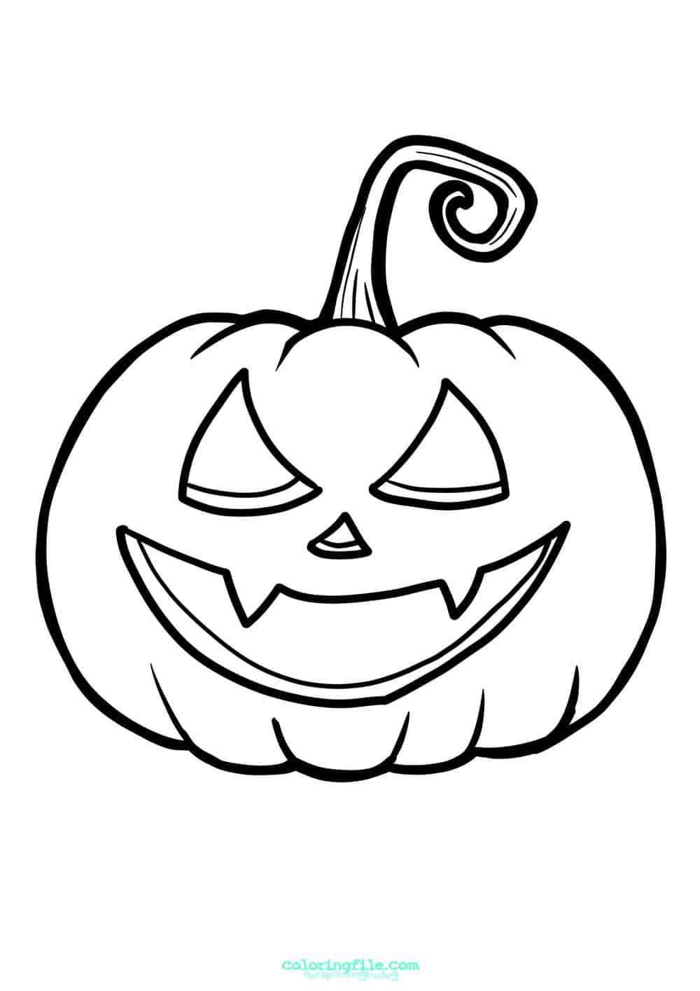 Halloween Pumpkin Vampire Coloring Pages Halloween Coloring Pages Halloween Coloring Pages Printable Halloween Pumpkins