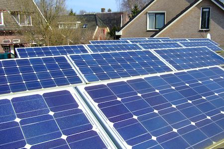Solar Panels Are Poised To Be Truly Green Solar Power Energy Green Energy Solar Solar Energy System