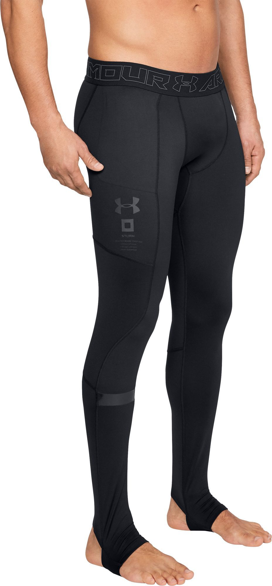 365dd70a3f4c1c Under Armour Men's Storm Cyclone ColdGear Leggings in 2019 ...