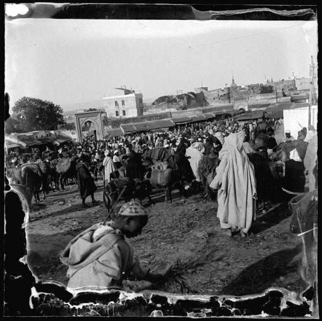 Tanger c. 1908. Foto 7 (Fondo Burdinola)