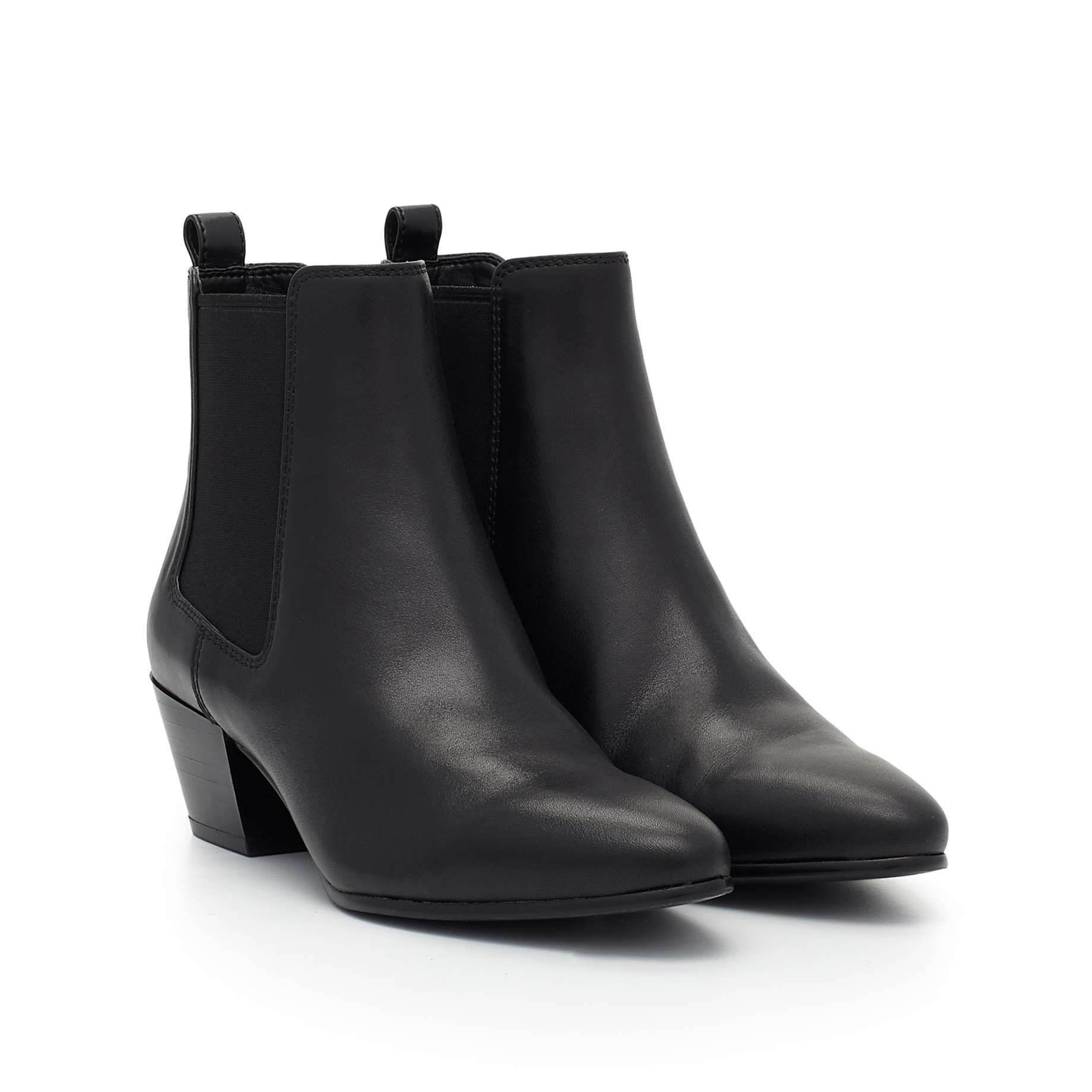 Black · Reesa Chelsea Boot by Sam Edelman ...