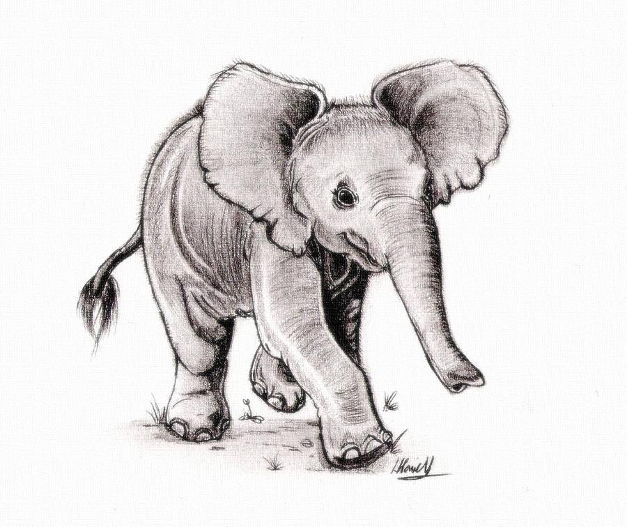 Little Elephant by calistamonkey on DeviantArt | Tattooo ...
