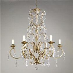 Chantilly 6 Light Chandelier
