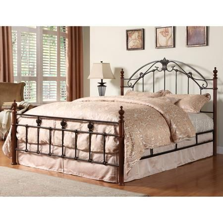 Adison III Queen Metal Bed is there some way to build storage underneath (increase the height) and keep this frame? its gorgeous but we need it taller