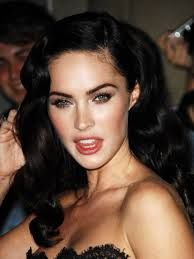 Old Hollywood Prom Hairstyles Megan Fox Hair Hollywood Hair Hair Styles
